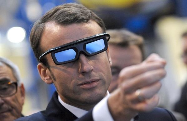 Macron un homme de progrès ?