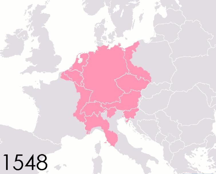 Aix-la-Chapelle nouveau St empire Romain Germanique