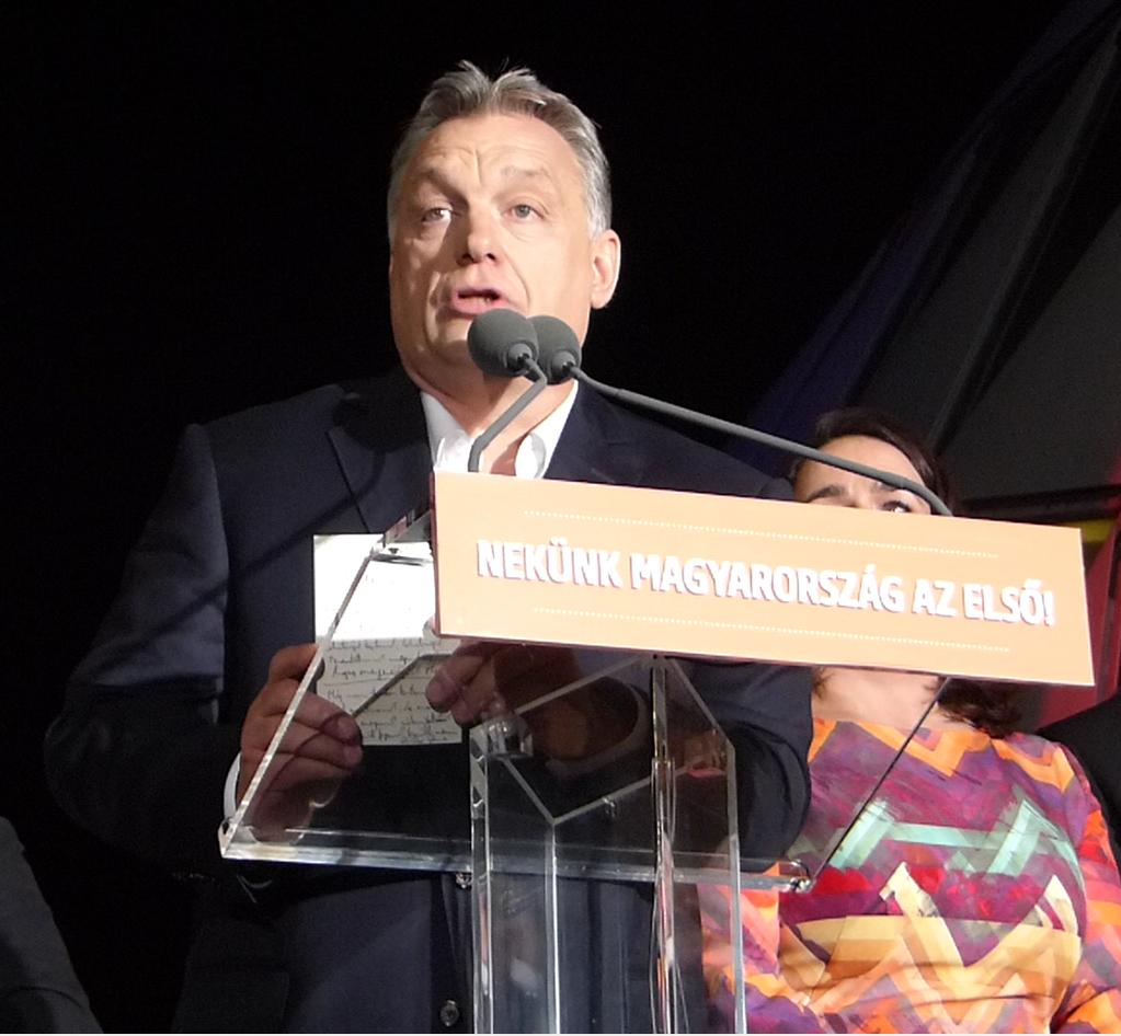 Orban et la nation