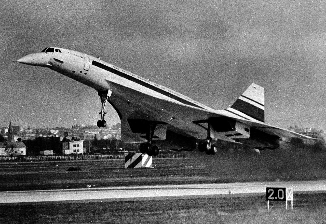 Concorde fierté de la Nation