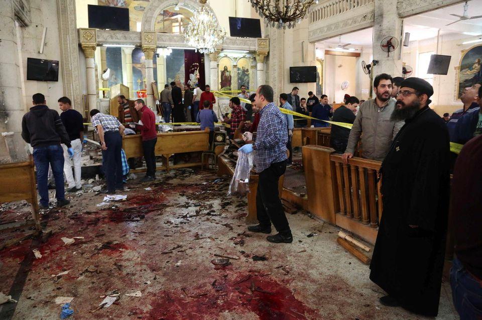 Islam et coptes