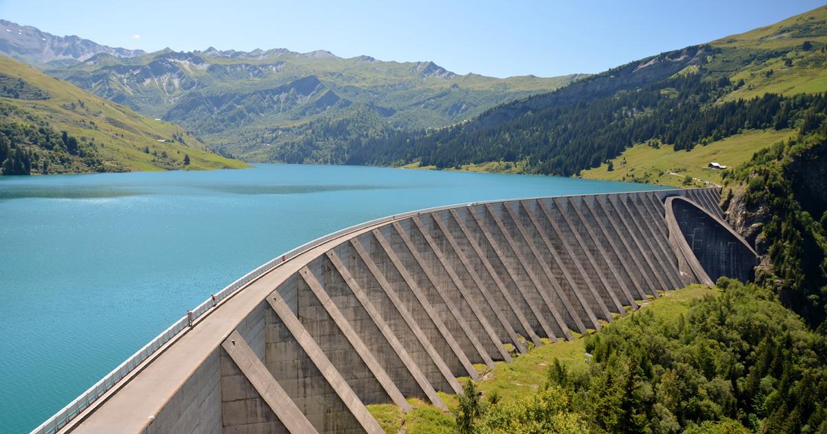 aéroports de paris et demain les barrages hydroélectriques