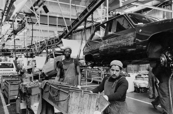 Immigration et constructeurs automobiles