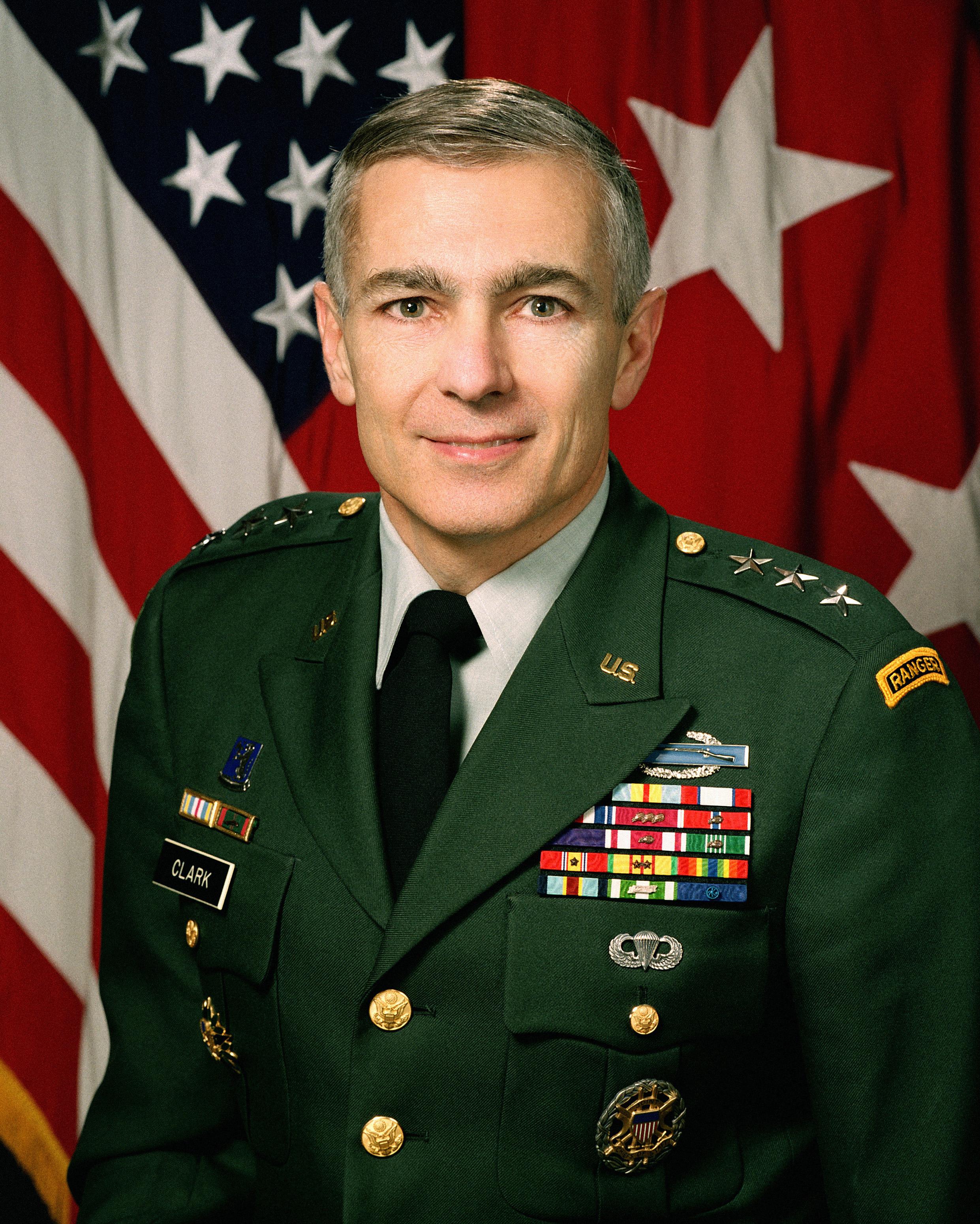 Le général wesley Clark sur l'immigration