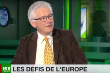 Hervé Juvin RT France