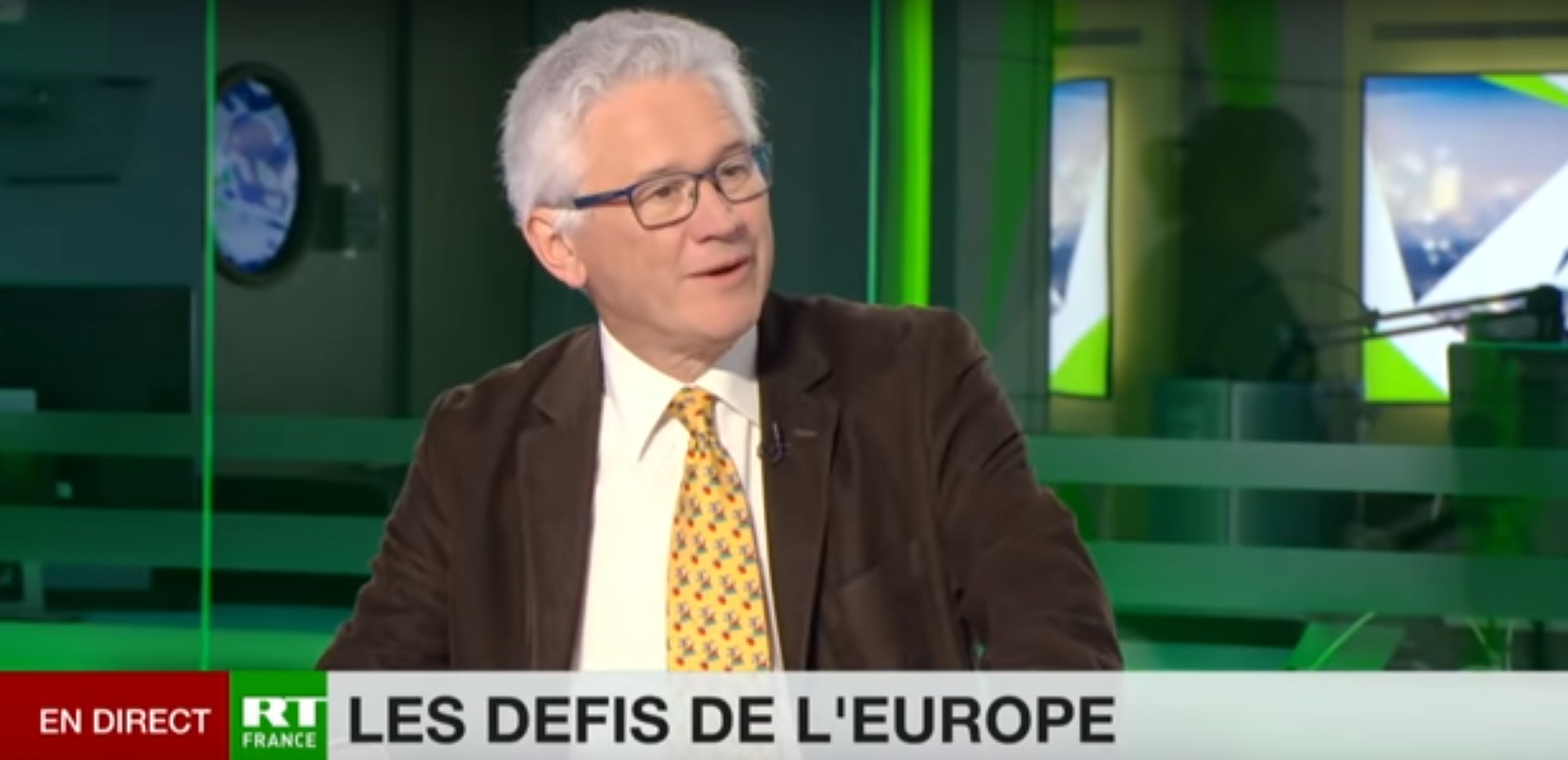 Hervé Juvin RT France
