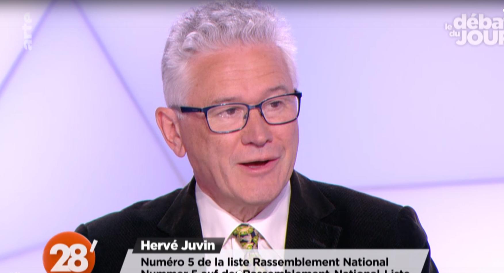 Biodiversité Hervé Juvin 28 minutes