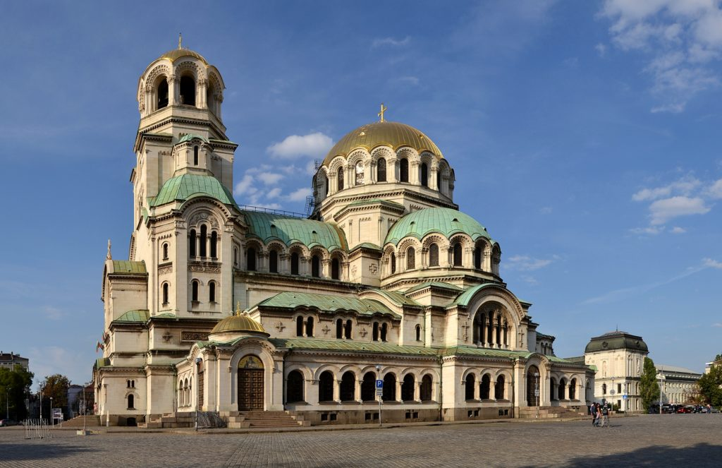 Sofia Europe