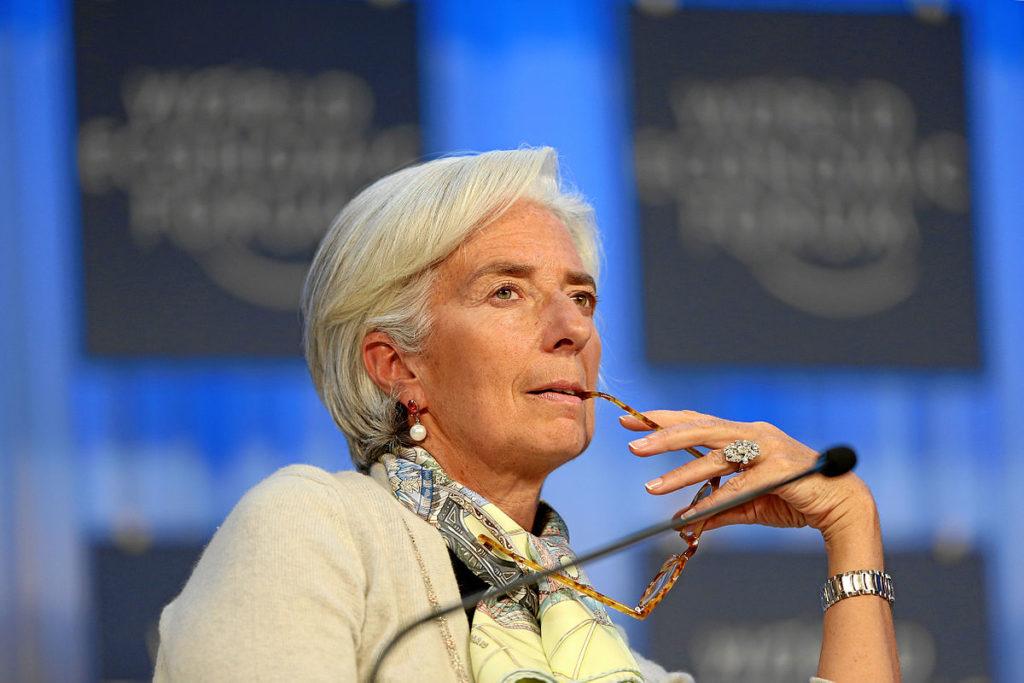 illusion économique de Christine Lagarde