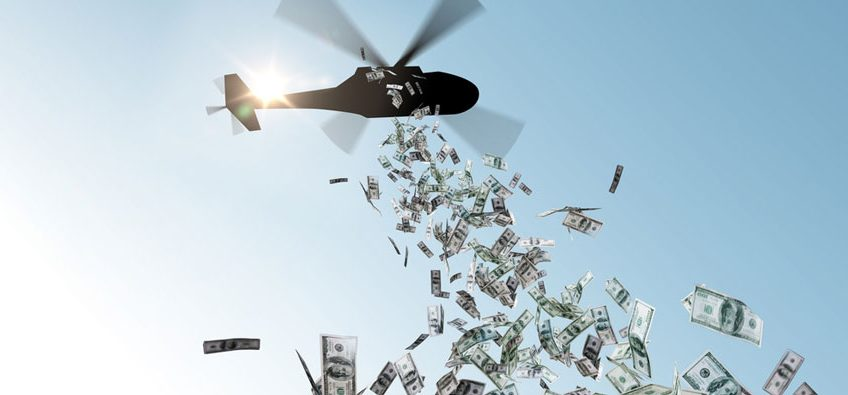 Hellicopter money