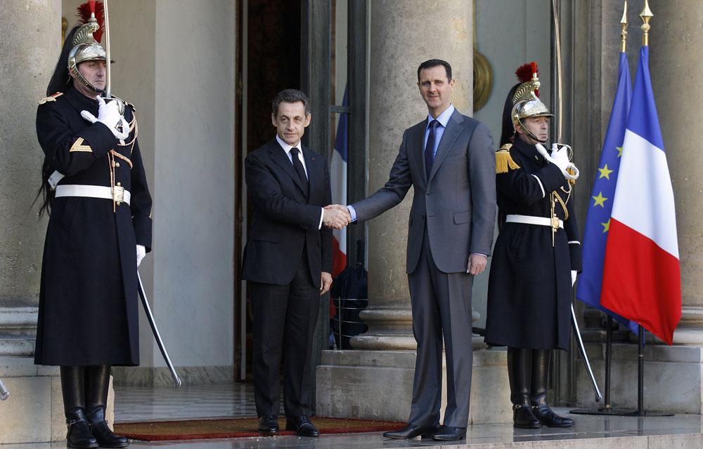 Impuissance française en realpolitik