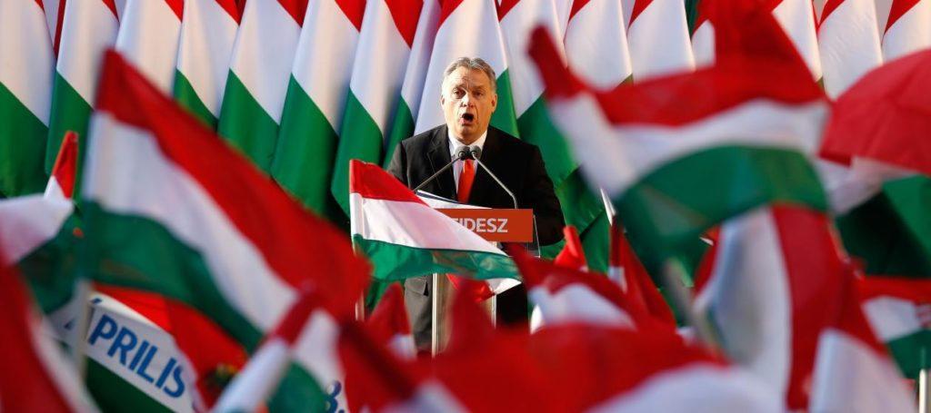Orban et la démocratie illibérale