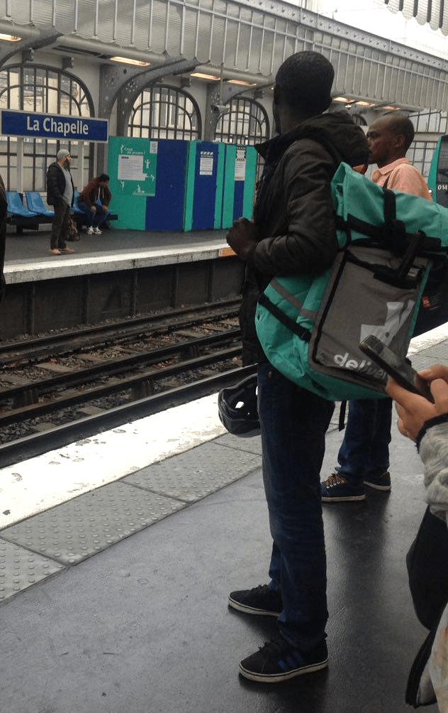 Migrant dans la métropole