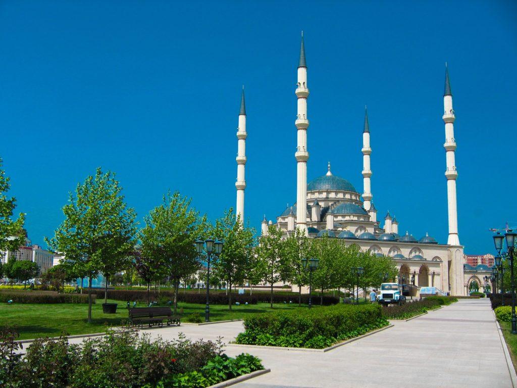 Grozny ils ne passeront pas