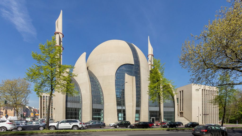 Mosquée Cologne immigration
