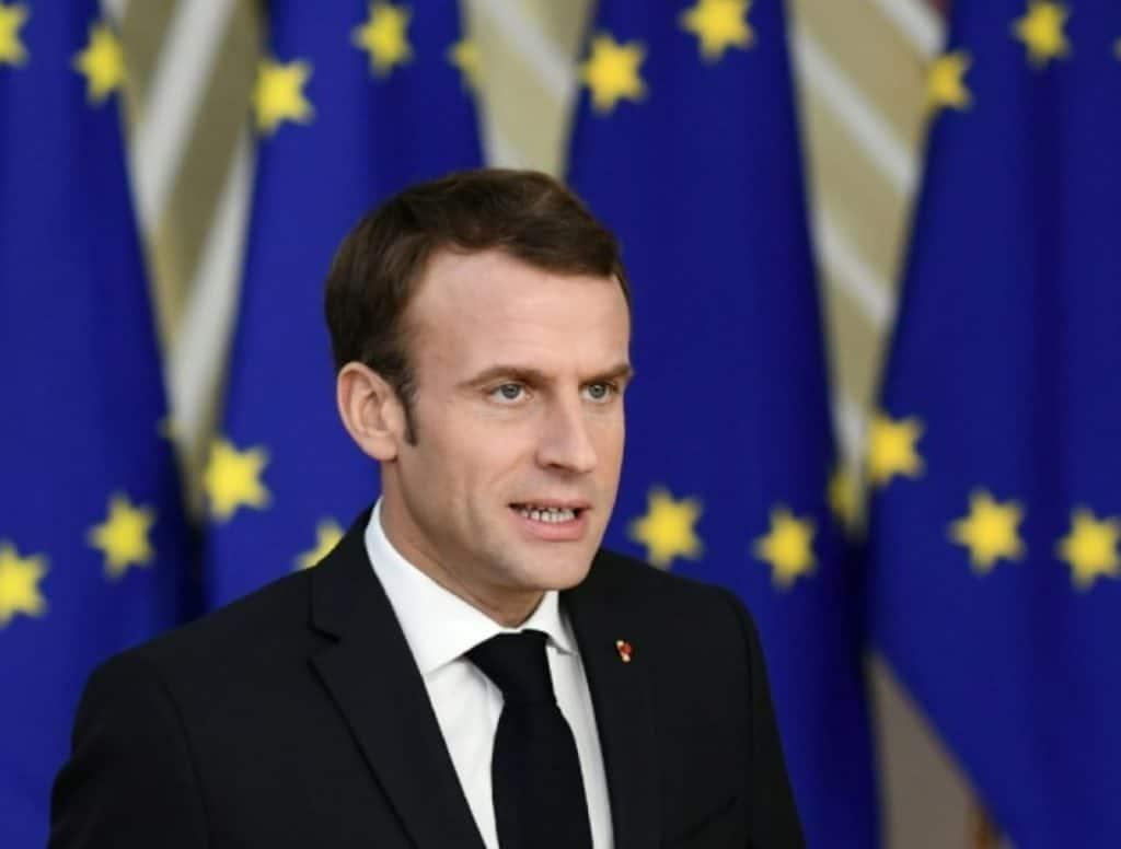Macron, présidence française de l'Union européenne
